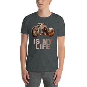 Motorcycle Is My Life T-Shirt