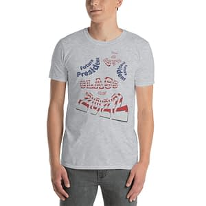 Future President 2022 Abstract T-Shirt