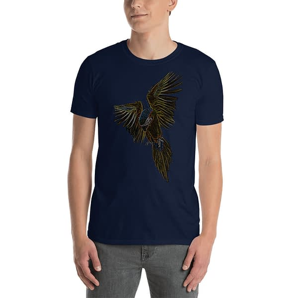 Macaw Flying Parrot T-Shirt