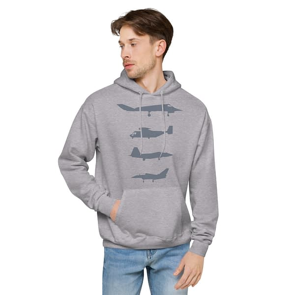 Warcraft USA Air Force Youth Fleece Hoodie