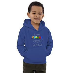Autism Awareness Youth Hoodie