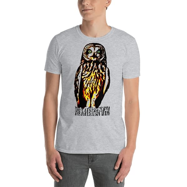 Owl Colorful T-Shirt