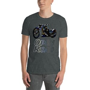 Motorcycle Open Road T-Shirt
